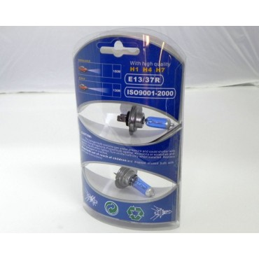 Bec halogen H4 set