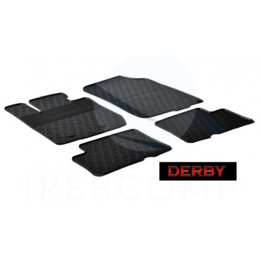 Covorase interior Dacia Duster set4