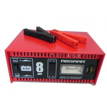 Redresor baterii 6V-12V 8AH ABSAAR