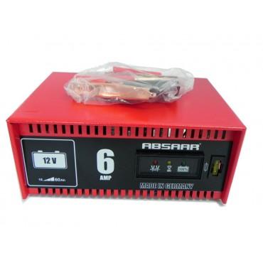 Redresor baterie 12V 6 Amperi ABSAAR