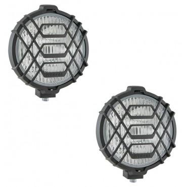 Set proiector halogen rotund 12-24V Wesem