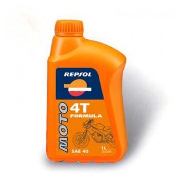 Ulei Repsol 4T