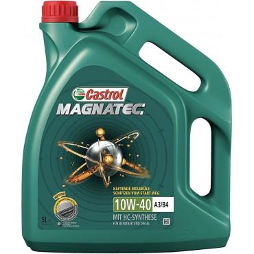 Ulei Castrol Magnatec 10W-40 5L