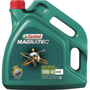 Ulei Castrol Magnatec 10W-40 4L