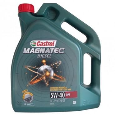 Ulei Castrol 5W-40 5L Magnatec