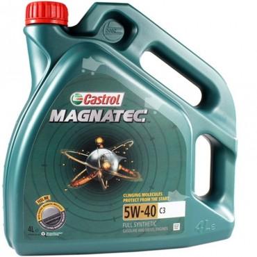 Ulei Castrol Magnatec 5W-40 4L