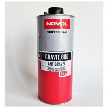 Antigravel 1.8 Kg Novol negru