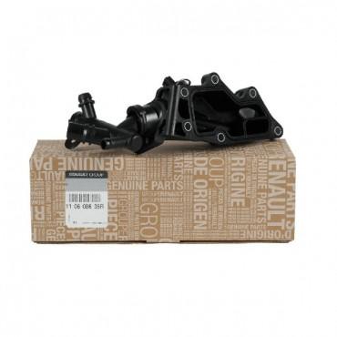 Carcasa termostat Dacia Logan 2 Sandero 2 0.9 TCE 110608635R Renault