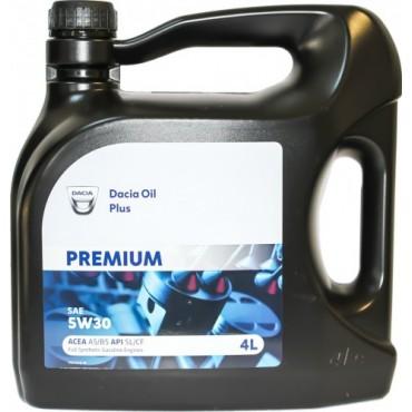 Ulei Dacia Oil Plus 4L