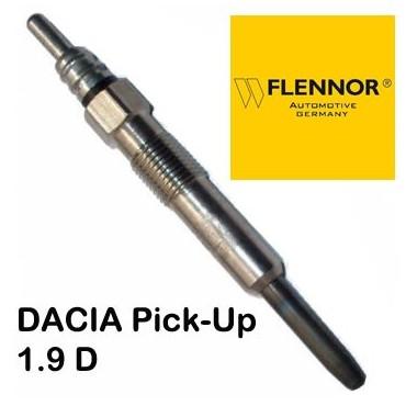 Bujie incandescenta Dacia pick-up 1.9D Flennor